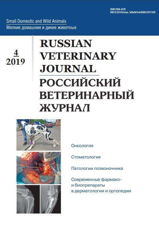 РВЖ МДЖ #4-2019